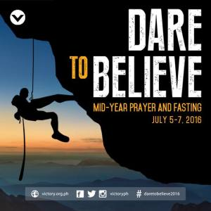 VCF Prayer and Fasting