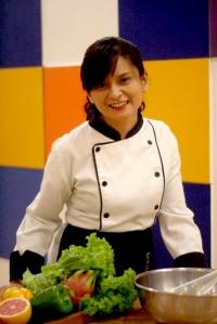 Chef Len Santos-Ding