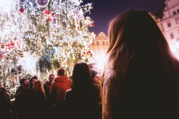 Christmas, Anxiety and Falling Apart