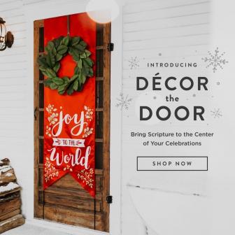Shop Dayspring Door Decor